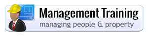 Profitable Property MANAGEMENT Training to effectively and efficiently manage people, property and the problems that occur from them.